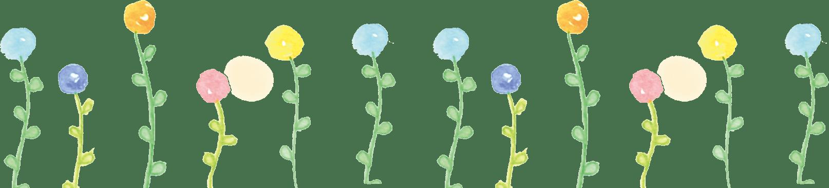 イラスト(花)
